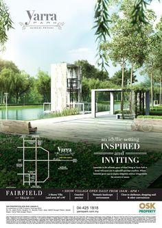 Arturn Sharespot : Yarra Park Launch Ad #arturn #realestate