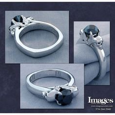 Angels & Demons Engagement Ring 2. Given to me by the loveface to replace my lost ring <3 so gorgeous!