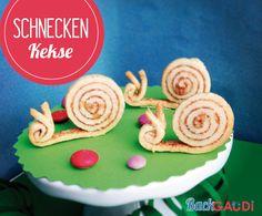 Schnecken Kekse – BackGAUDI