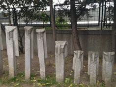 Janissary Tombstones, Harbiye Military Museum