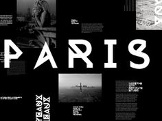 ECHELON Typeface 2012 by Samuel Carter Mensah, via Behance