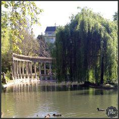 parc monceau #paris