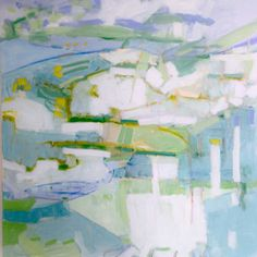The Known World 36 x 36 inches  Lucy williams(art that I love)