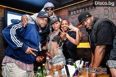 Club BEDROOM Sofia BULGARIA presents BLACKROOM Party Night with Special VIP Guests BLACKSTREET ! 17.04.2013