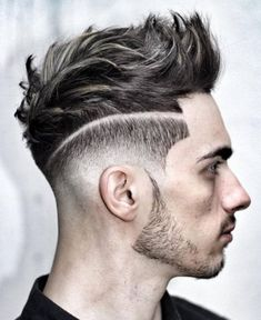 In 2018 Haircuts for Men's is a fantastic and versatile cut. Fade Side haircuts for Men's have been very popular hairstyles among every men from many Years. Here is the Men's Haircuts collection of cool hairstyles is perfect for your hair. See our top list Gallery and images of Fade and taper haircuts styles in 2018.