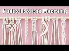 How to make macrame owl wall hanging stepbystep DIY tutorial part of 2 Link to Part II Owl fluffy eyes In this tutorial you will learn how to create macrame owl wall hanging. If you already know basic macrame knots this video will be eas Diy Macrame Wall Hanging, Macrame Plant Hangers, Macrame Owl, Micro Macrame, Macrame Youtube, How To Do Macrame, Macrame Design, Macrame Projects, Macrame Patterns