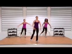 Turn Up Your Fat Burn - Cardio Interval - Prevention - YouTube