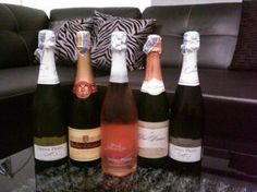 Opera Prima Moscato PINK!  Fave Drink of the Night for Both Wedding Parties... 30 Bottles GONE just like that!!