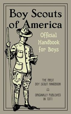 Boy Scouts of America Official Handbook (1911 Edition)