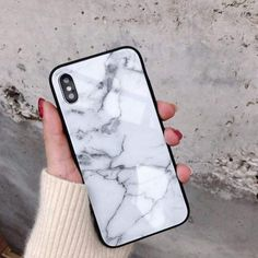 iPhone X White Marble Case iPhone 8 Cover - - Perfect Fits For iPhone - The Marble Case is High Quality Guarantee - Please select model to buy - Apple: iPhone X,iPhone 7 Plus,iPhone 6 Plus Diy Iphone Case, Marble Iphone Case, Marble Case, Iphone Phone Cases, Iphone Charger, Iphone Headphones, Iphone Ringtone, S7 Phone, Free Iphone