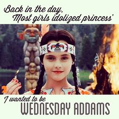 Wednesday Addams, The Addams Family, Addams Family Values
