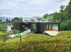 Wohnhaus Hubackerweg / Buchner Bruendler Architekten