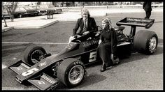 Ronnie, Barbro and the impossible 77.