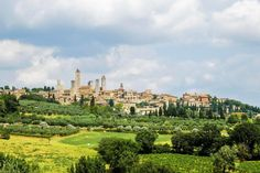 San Gimignano - On the Via Francigena in Tuscany, Monasteries and Fellowship - The New York Times