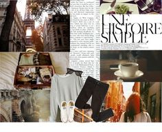 """""""Old Draft"""" by sisistyle ❤ liked on Polyvore"""