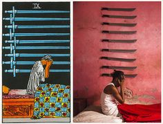 Photographer Brings The Traditional Tarot Deck To Life In Haitian Slums - DesignTAXI.com
