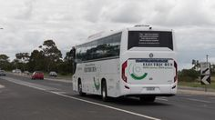 As part of the Melbourne launch, one bus – which is certified to international standards to drive 1004km on one charge (more than twice any current competitors) —  successfully completed a road-trip to Sydney.au