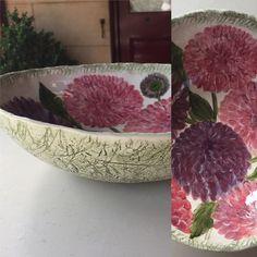 Nicole Miranda of Originally Nic is a Sydney Graphic and Visual Artist plus Ceramicist inspired predominantly by nature. Ceramic Artists, Country Style, Original Artwork, Ceramics, Handmade, Painting, Inspiration, Ceramica, Biblical Inspiration
