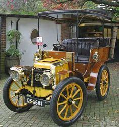 Rolls-Royce - 1902