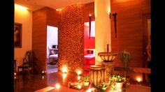 Mantra Wellness Spa located in sector 18, Noida, designed by VIVEA - Viveck Vermaa Architects in 2009.