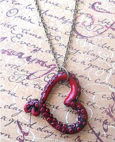 Two as One - Intertwined Heart Necklace, Cameo Necklace, Skull Cameos, Gothic Necklaces, Horror Necklaces, Psychobilly Necklaces, Goth Necklaces, Ribcage Necklaces, Punk Rock Neclaces, Punk Necklaces Jewelry
