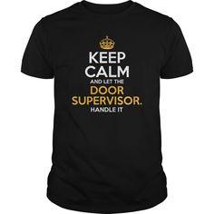 (New Tshirt Choose) Awesome Tee For Door Supervisor [Tshirt design] Hoodies, Funny Tee Shirts