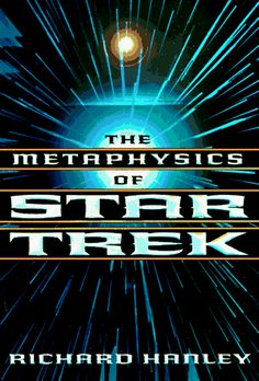 The Metaphysics of Star Trek @ niftywarehouse.com #NiftyWarehouse #StarTrek #Trekkie #Geek #Nerd #Products