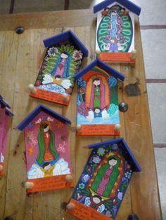 Casitas Virgen