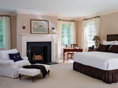 Traditional Bedroom, Colorful Decor, Blush, Pictures, Design Ideas, Home Decor, Photos, Decoration Home, Room Decor