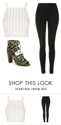 """Untitled #508"" by tumblr-outfits12 on Polyvore featuring Topshop and G by Guess"
