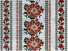 Patterns for vyshivanok circuit 3 Beaded Cross Stitch, Cross Stitch Borders, Cross Stitch Rose, Cross Stitching, Cross Stitch Patterns, Folk Embroidery, Embroidery Patterns Free, Cross Stitch Embroidery, Bead Crochet Rope