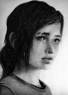 Ellie - The Last of Us by *Names76 on deviantART