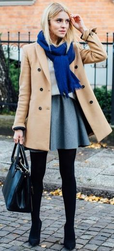 Classic And Girly Fall Street Style Inspo by Make Life Easier