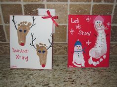 Cute Christmas project with my kids.