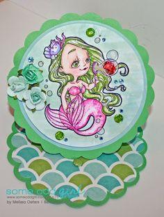 MelissaO - Needful Things: Some Odd Girl