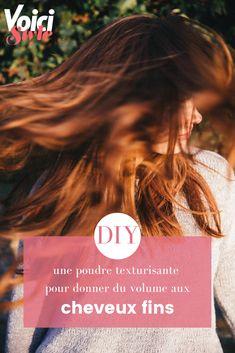 Découvrez notre recette en vidéo sur Voici.fr Shampooing Sec, Voici, Movie Posters, Movies, Diy, Thicker Hair, Pasta Shapes, Films, Bricolage