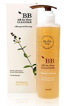 [Elisha Coy] BB All-In-One Cleanser - Gel de limpeza