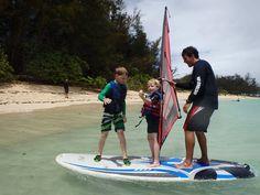 Windsurfing. #windsurfing #maui