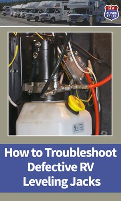 RV leveling jacks are essential for a sturdy and safe stay in your Lippert slide room. If the leveling jacks on your slide-out give you trouble when you set up camp for the night, there are a couple things you should inspect when troubleshooting to find the issue and come up with a solution.