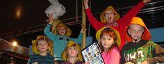 ANWB Explorers: 8: Het Nationaal Reddingsmuseum Dorus Rijkers. Er is een hoop te beleven voor kinderen. Ze kunnen meevaren op een reddingsboot, of zelf varen op de vaarsimulator. Heldenspel, windtunnel, misttunnel, speurtocht en nog veel meer.