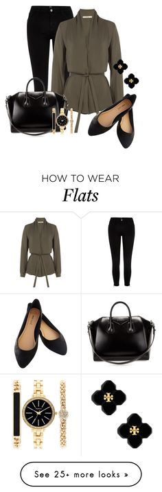"""Professional Wardrobe for All Ages Outfit: 27"" by vanessa-bohlmann on Polyvore featuring River Island, Etro, Givenchy, Style & Co., Tory Burch and Wet Seal"