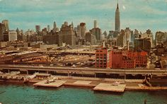 Port Authority, West 30th Street Heliport, NYC