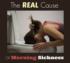 the REAL cause of morning sickness.you can prevent morning sickness by getting enough magnesium before you get pregnant. Health Guru, Health Class, Health Trends, Health Matters, Home Remedies For Vomiting, Womens Health Magazine, Pregnancy Health, Pre Pregnancy, Healthy Women