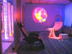 We Design, Build & Install Multi Sensory Rooms/Environments
