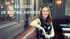 Caroline is anounced as the Head Judge at the UK Dating Awards 2015