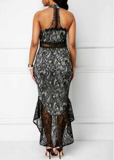 Frill Hem Sleeveless Lace Sheath Dress on sale only US$36.32 now, buy cheap Frill Hem Sleeveless Lace Sheath Dress at liligal.com Cheap Dresses, Elegant Dresses, Pretty Dresses, Casual Dresses, Classy Dress, Classy Outfits, Beautiful Outfits, Latest Dress For Women, Latest African Fashion Dresses