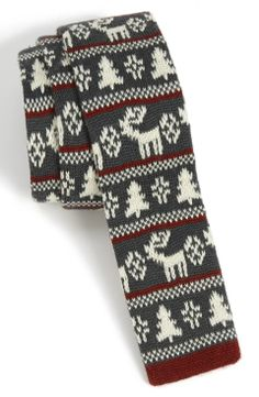 """Love the The Tie Bar Knit Wool Tie on Wantering 