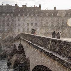 Prévisions météo 🌧  📷©Dessinateurs ➖  #paris #pluie