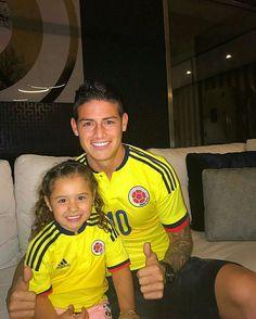 Hoy me toca ver el partido desde casa pero con mucha energía positiva para mis compañeros. Vamos Colombia.