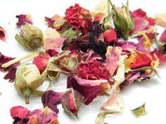 Random rose confetti 1litre
